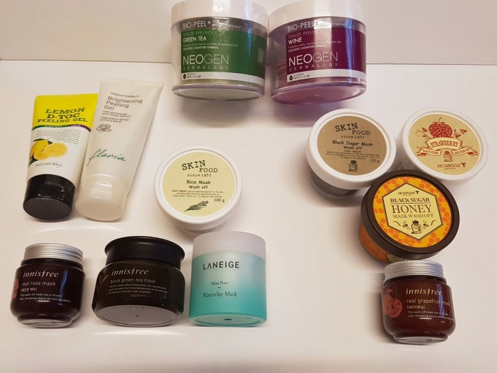 Korean skincare routine for dry acne prone skin